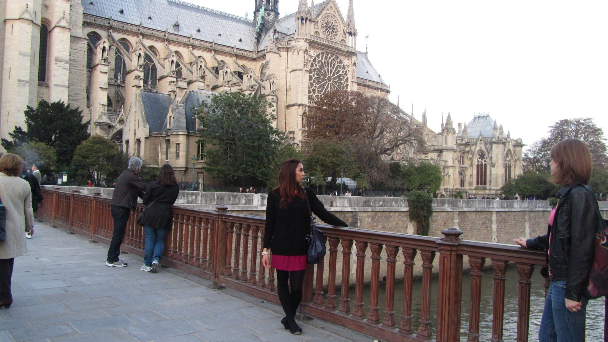Paris Notre dam